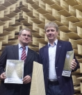 Grand opening of the anechoic chamber at AGH University of Science and Technology in Cracow